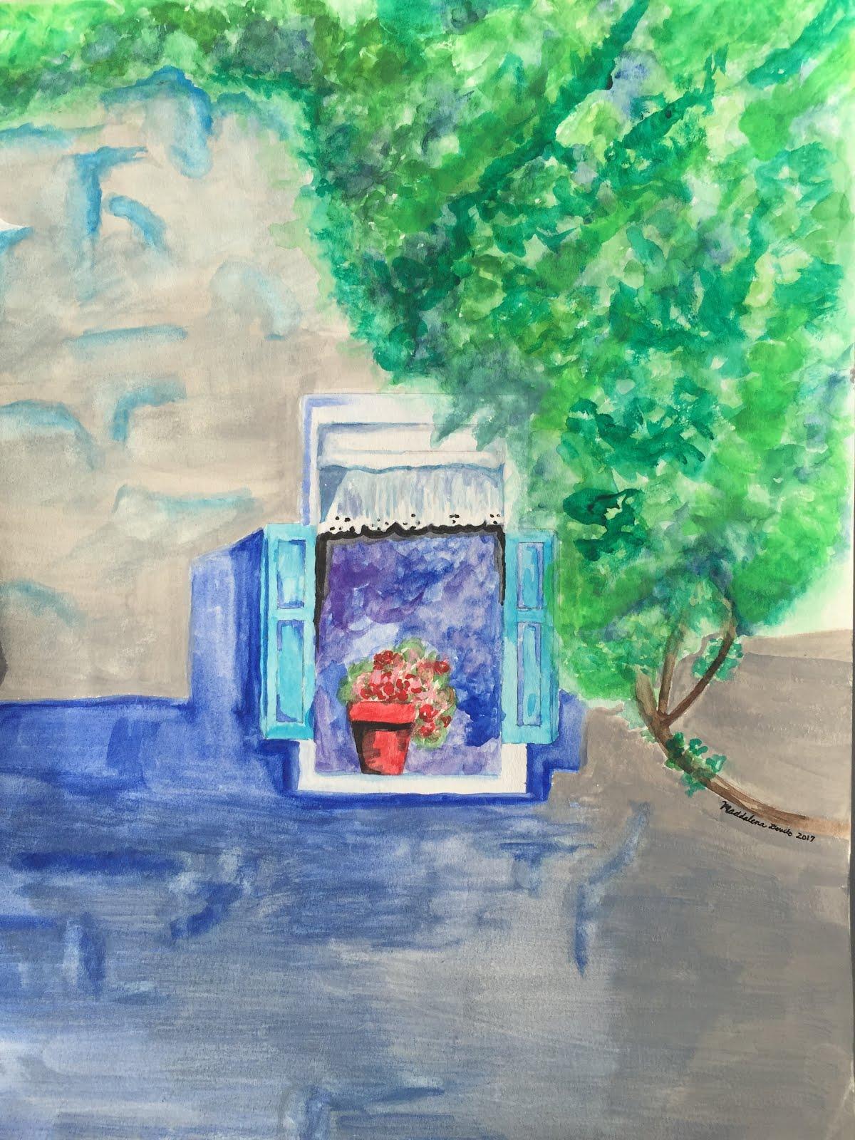 Maddalena Devito Fine Art: Watercolor