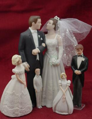 A Skilled Cake Designer Can Come Up With An Endless Spectrum Of Wedding Toppers They In Any Shape Or Form The Most Common Ones Being
