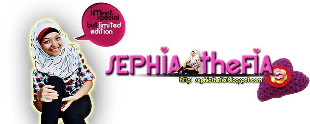 SephiaThefia Blogspot