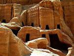 visita virtual a la ciudad de petra , jordania