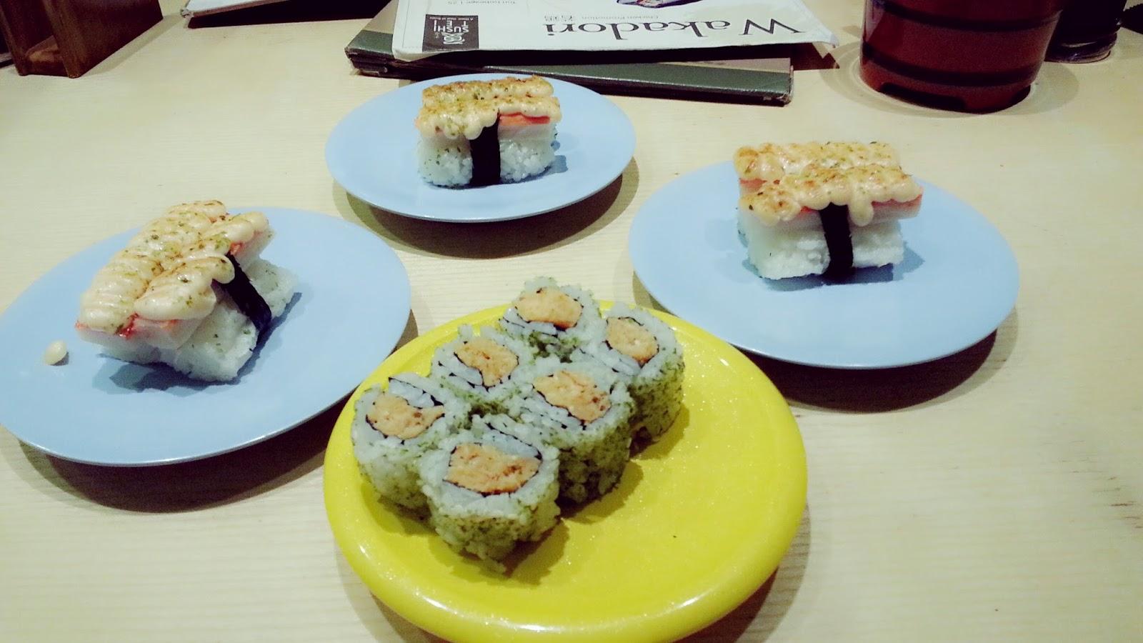 Michaellenat Blog Sushi Tei Japanese Food