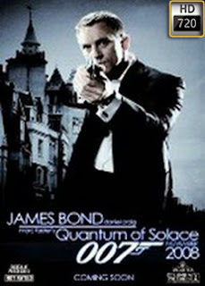 James bond 007 - quantum of solace (2008)