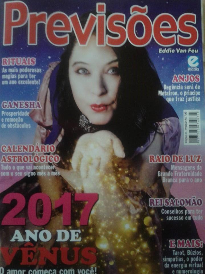 """PREVISÕES """"TAROLÓGICAS"""" p/2017"""