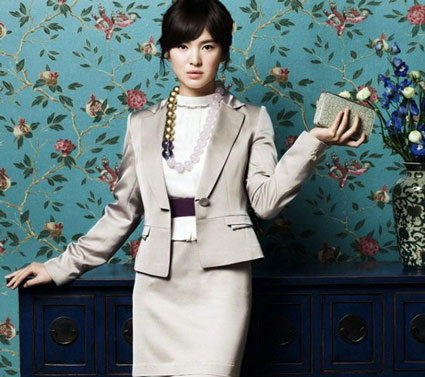 Korean actress Song Hye-kyo Photoshoot- 7 Pics