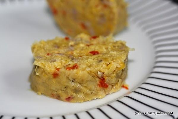 Maisbrei-Plätzchen aus Kuba -Tamales