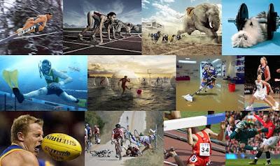 Cosas del deporte