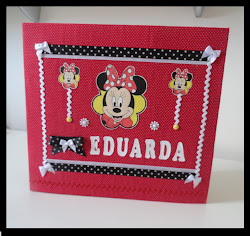Scrapbook da Minnie
