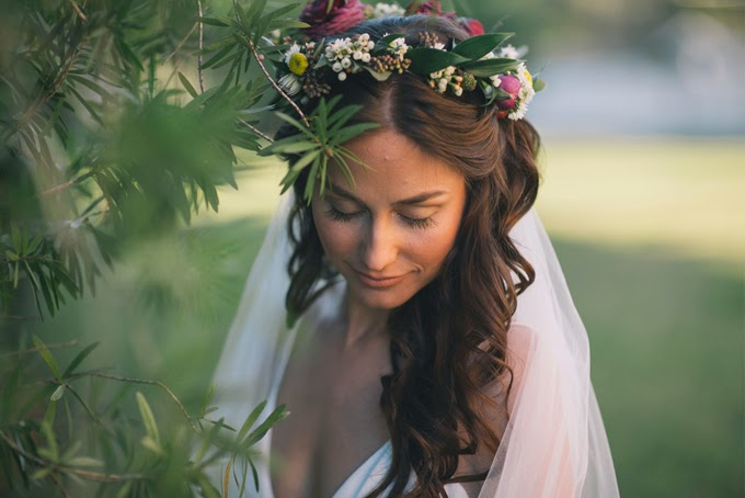 Romantic Florida Bohemian Wedding