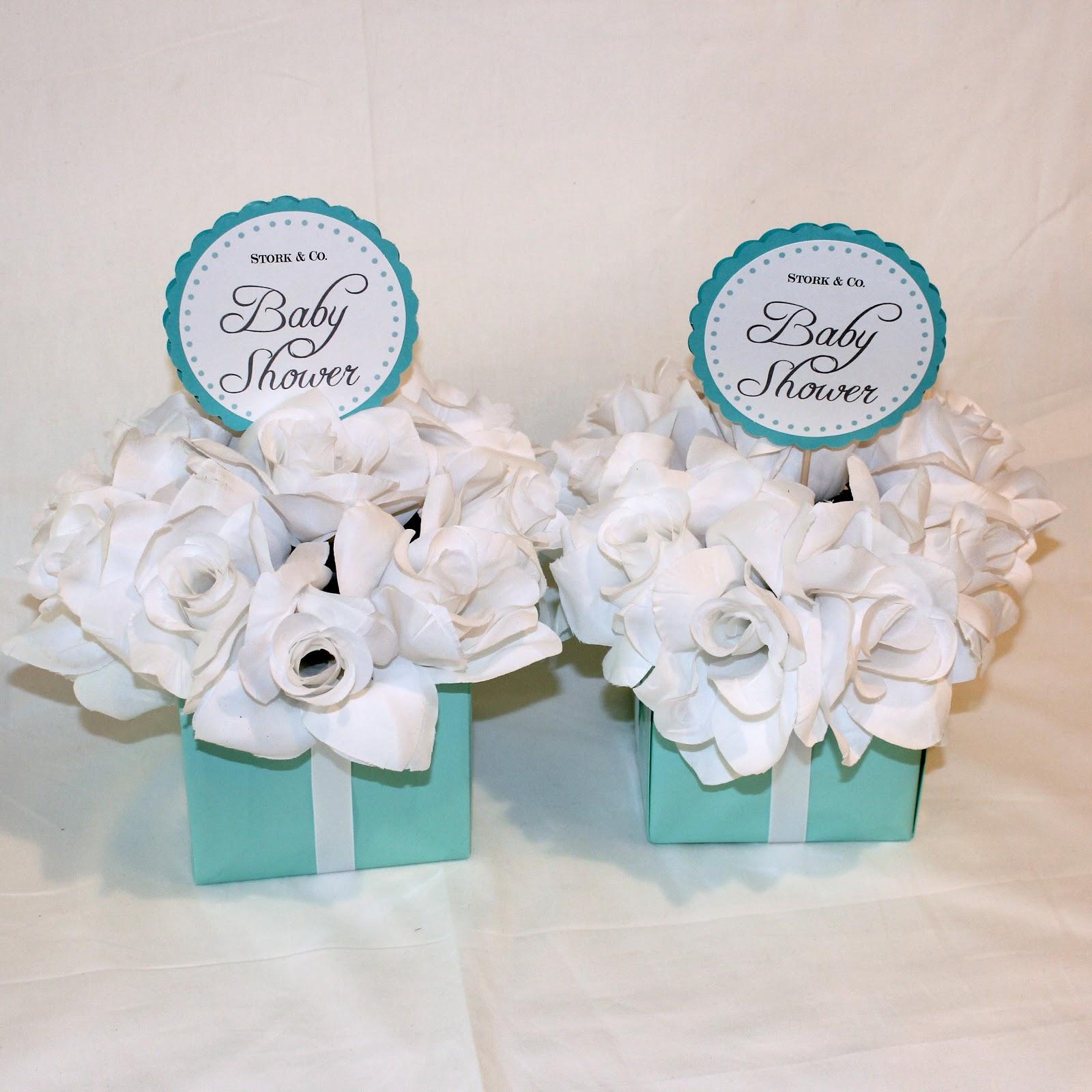 Lovingly Mine on Etsy: Tiffany & Co Inspired Baby Showers