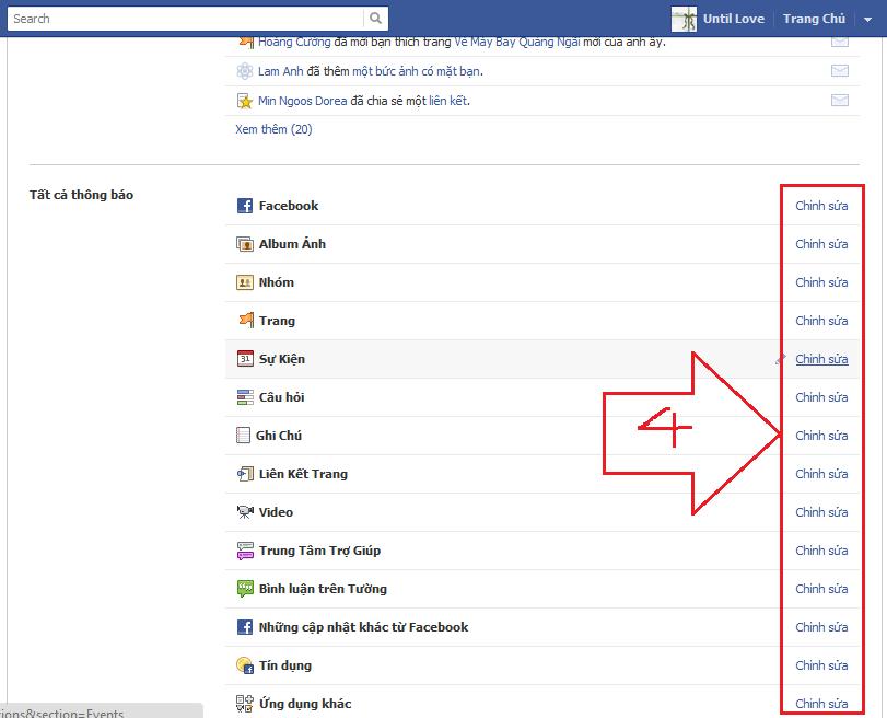 Cách chặn Facebook gửi mail thông báo cho bạn 2