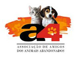 Já ajudou os animais hoje? Visite a página da A4, conheça e apoie este trabalho!