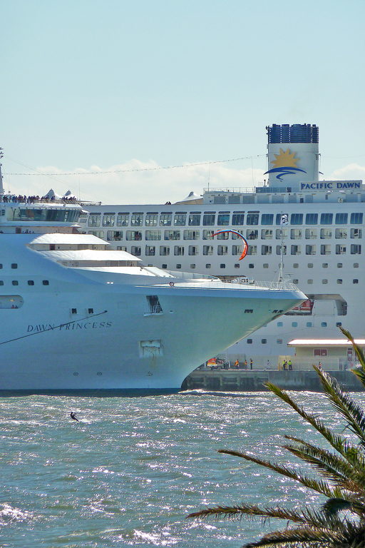 My Cruise Ship Experiences Some Earlier Melbourne Cruise