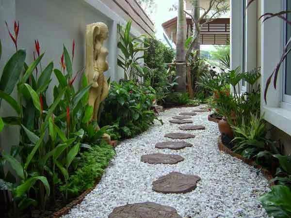 Foto Taman Rumah Indah 3