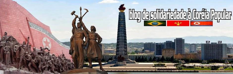 Solidariedade a Coreia Popular (Brasil)