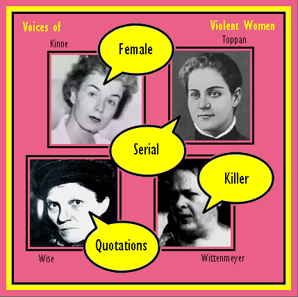 thesis for research paper on serial killers