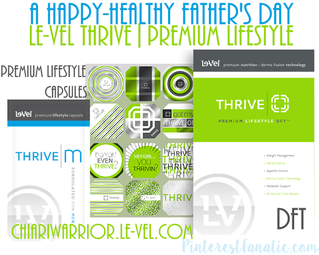 Fathers Day Gifts, Level Thrive