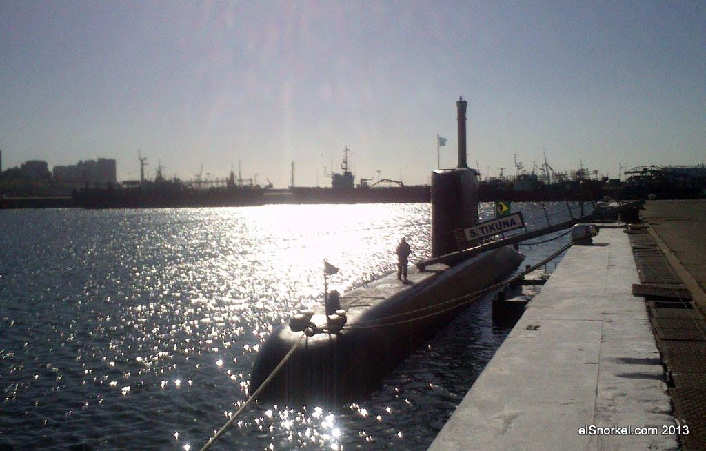 Base Naval Mar del Plata - Visita de unidades de la Marina del Brasil TK+5