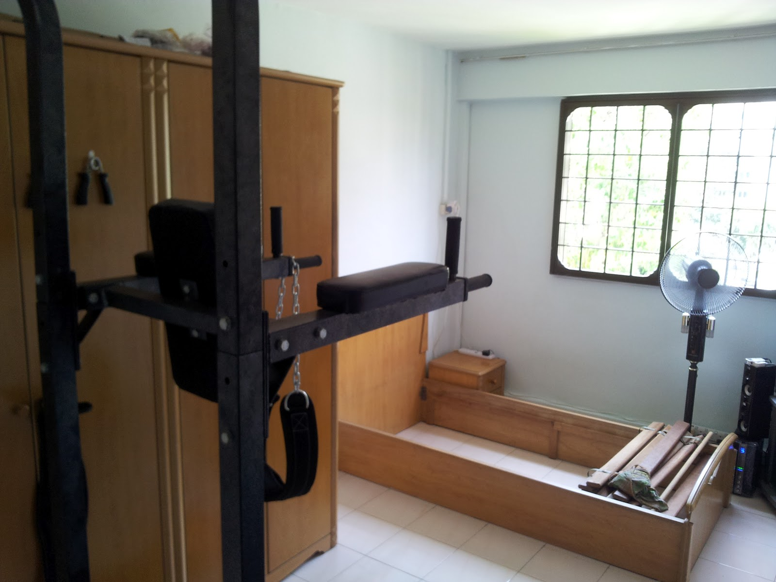 Singapore home gym singapore home gym undergoes renovation