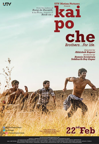 Kai Po Che (2013) Movie Poster