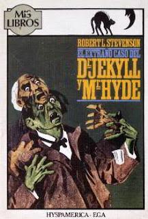 Portada del libro dr jekyll y mister hyde descargar pdf gratis