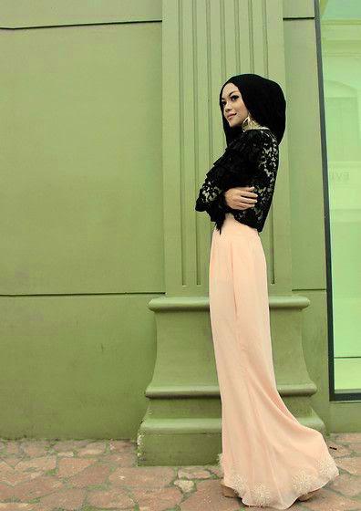 Top fashion hijab