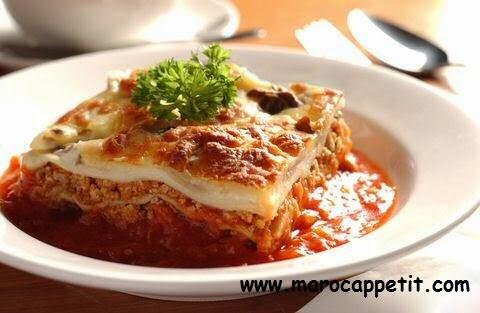 Lasagne bolognaise | Bolognese lasagna