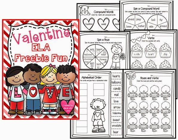 https://www.teacherspayteachers.com/Product/Valentine-ELA-Freebie-Fun-1675130