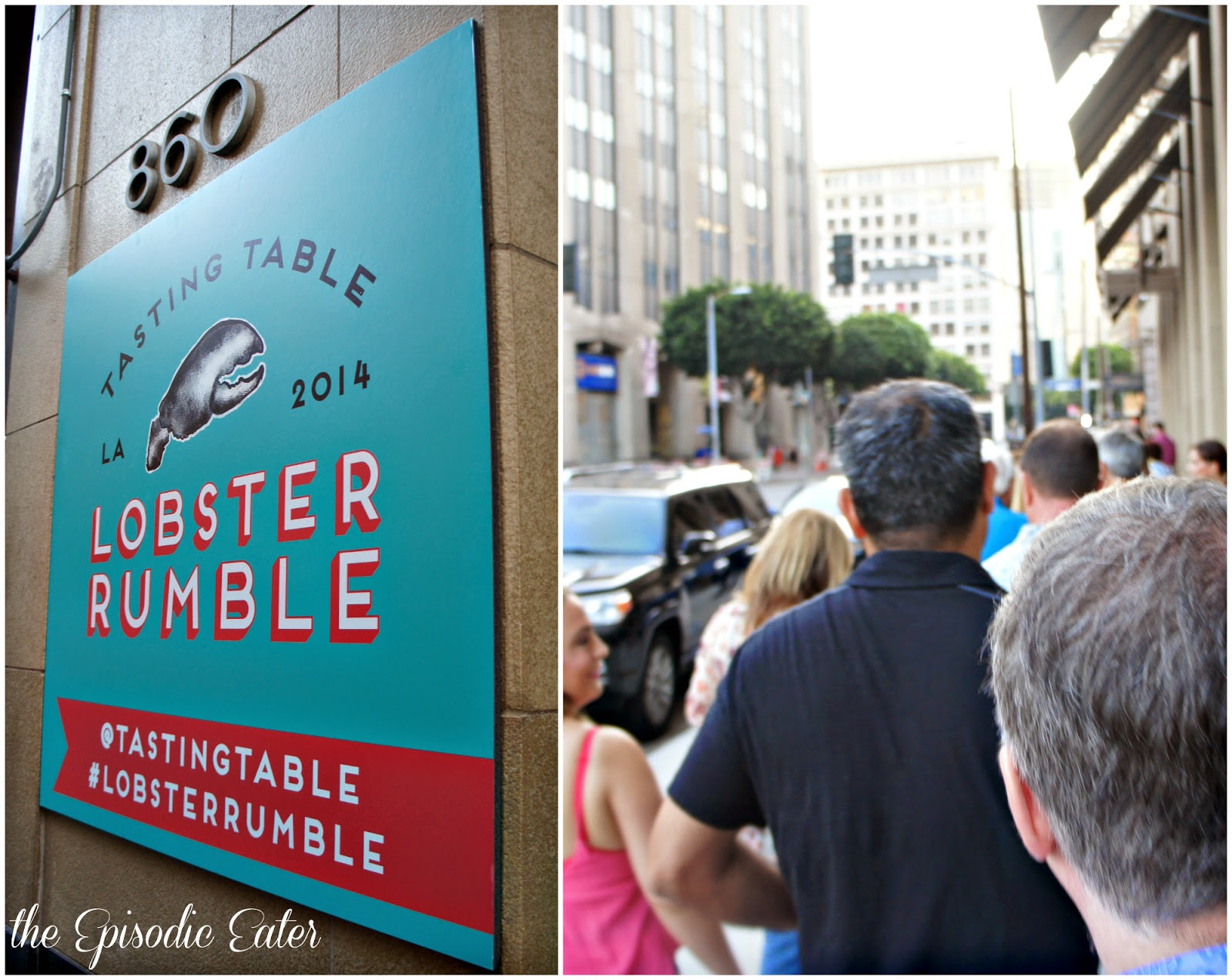 Lobster Roll Rumble 2014 (Los Angeles, CA) on The Episodic Eater