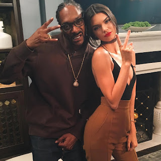 Is Kendal Jenner Going Into Hiphop Rap?