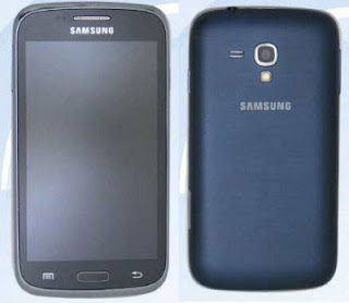 Latest Samsung Mobile GT-I826D, Android Jelly Bean Phone with Dual SIM feature and Camera 8 Mp