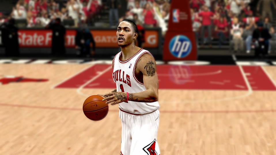 NBA 2K13 - Gameplay Wii U
