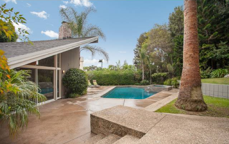 modern homes los angeles Jan 19 MidCentury Modern Open House