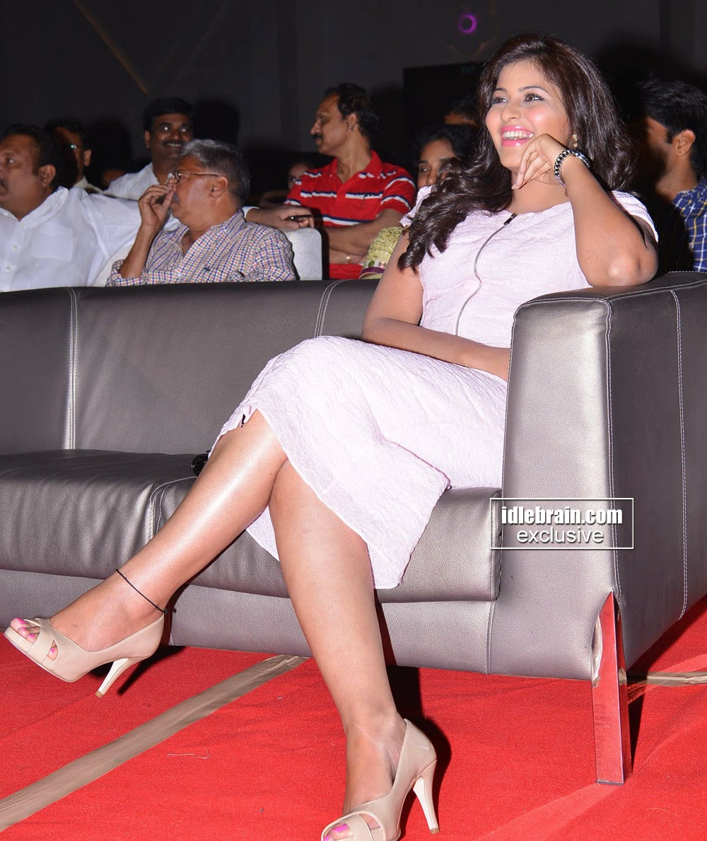 Anjali at event