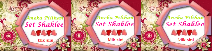 ANEKA SET SHAKLEE
