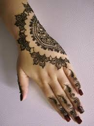 Arabic Smart Henna Design On Your Hands