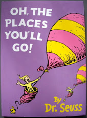 April Book (Oh, The Places You'll Go)