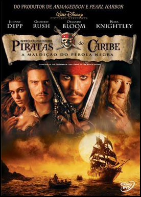 Piratas do Caribe: A Maldição do Pérola Negra DVDRip (Dublado)