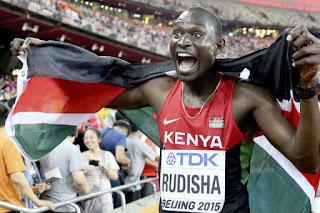 ATLETISMO - Kenya se proclamó monarca del Mundial en Beijing