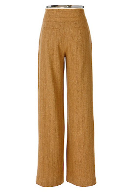 Anthropologie Pumpkin Patch Trousers