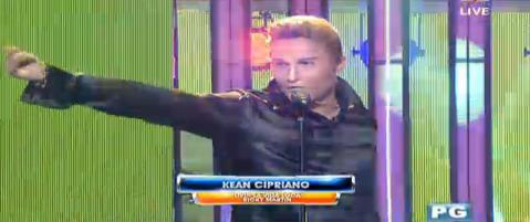 YFSF - Kean Cipriano as Ricky Martin
