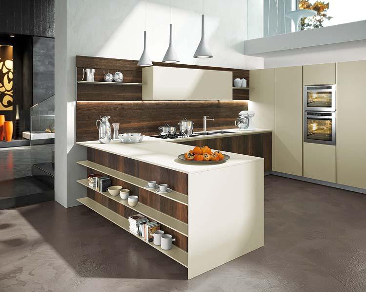 Neo arquitecturaymas cocinas modernas y espaciosas ideas for Cocinas originales