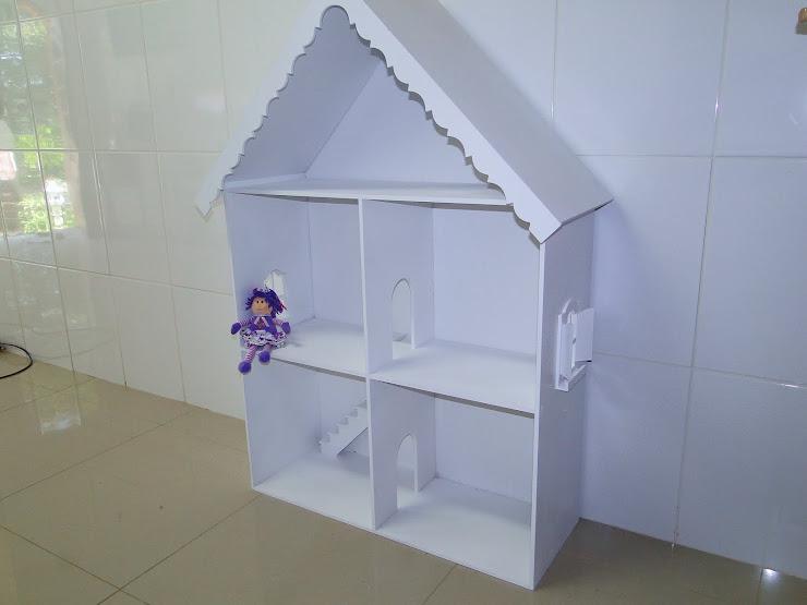 estante casinha