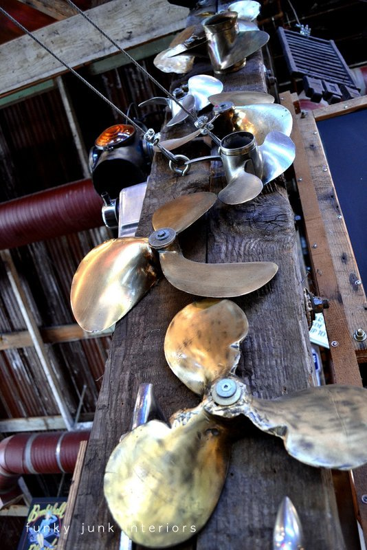 Man Cave Antiques Artifacts : Junk filled pub decorating you won t believe mission