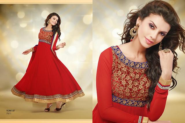New Designer Readymade Long Anarkali Suit,Traditional Designer Long Anarkali Suit