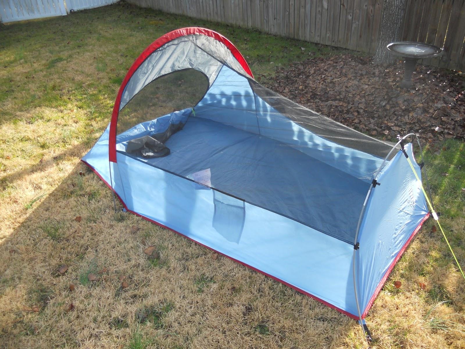 Texsport Saguaro Bivy Shelter Backpacking Tent ONLY $39.95 & Texsport Saguaro Bivy Shelter Tent
