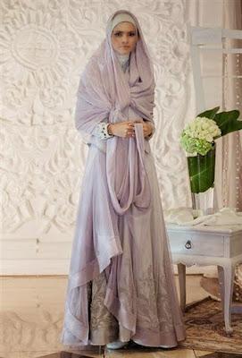 Hijab Syar'i Pernikahan