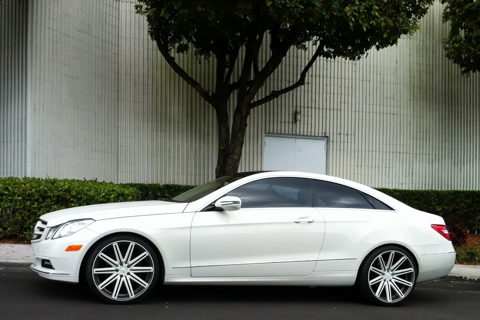 White Rims Mercedes E550 Ford E 150 Wiring Diagram Manuals Pictures Of