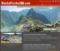 Machu Picchu 360 fotos de 360 grados de Machu Picchu