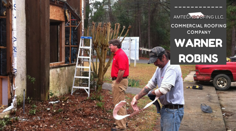 Warner Robins Commercial Roofing Company