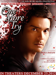 Dingdong Dantes as Edward in One More Try